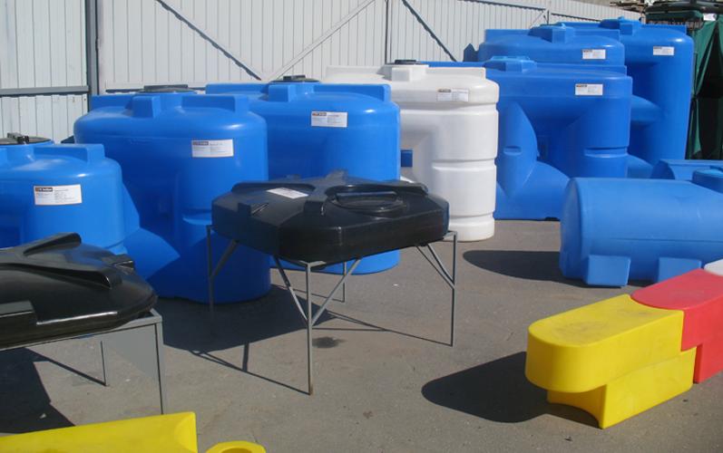 Баки для воды 100-1000 литров